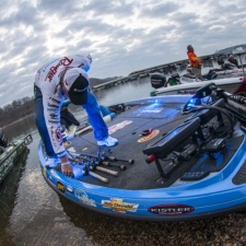 Final Day Beaver Lake - FLW Tour